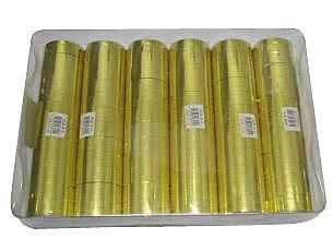 小晶晶膠帶 12m/mX2m -12個入(顏色隨機出貨) / 支