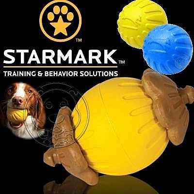 【 培菓平價寵物網】STARMARK星記寵物無毒益智玩具《妙想球》中大型犬