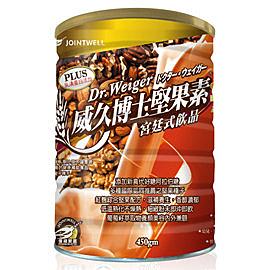 《JOINTWELL》威久博士堅果素 (450g/罐) 6罐 乳清蛋白添加