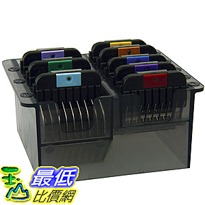 [美國直購] Wahl Professional Animal 3390-100 寵物理髮器替換頭 替換工具 Stainless Steel Guide Combs