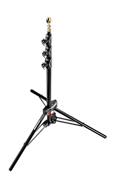 黑熊館 Manfrotto 曼富圖 1051BAC 氣壓式中型燈架 專業燈架 最高 211cm 承重 4KG