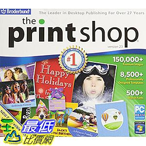 [106美國直購] 2017美國暢銷軟體 The Print Shop v.23