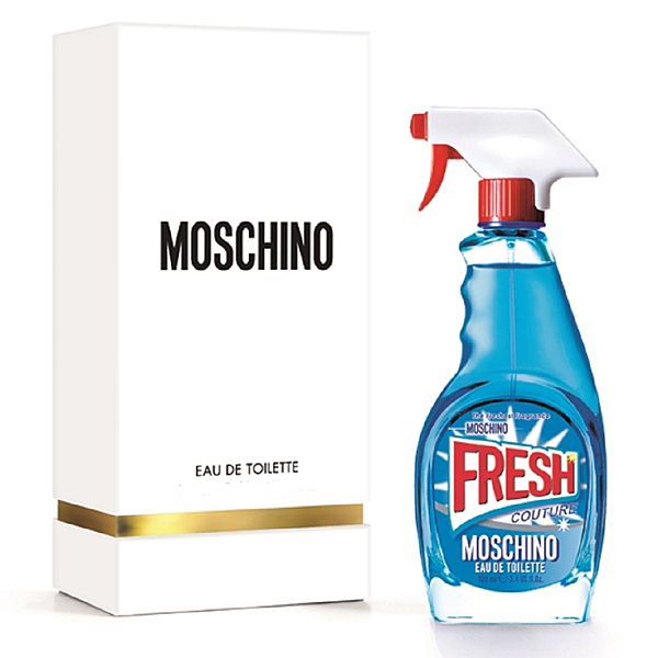 MOSCHINO FRESH COUTURE 小清新淡香水 5ml【5295 我愛購物】