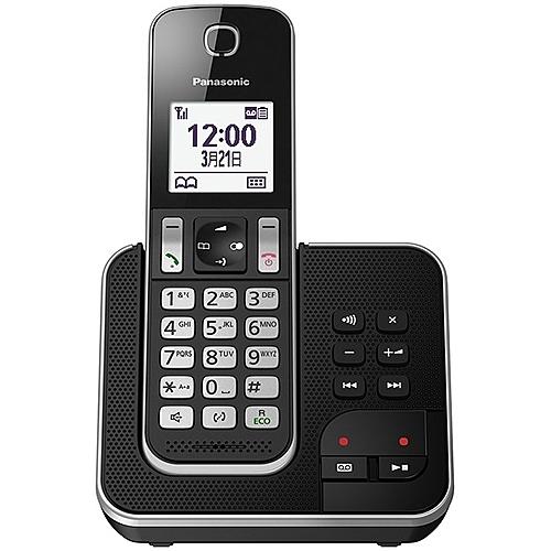 Panasonic 數位無線答錄電話機KX-TGD320TWB