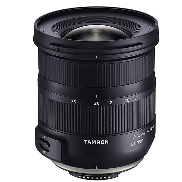 3C LiFe TAMRON騰龍 17-35mm F2.8-4 Di OSD 鏡頭 Model A037 俊毅公司貨