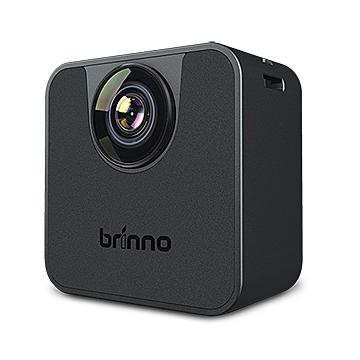 brinno 捷拍Wi-Fi縮時相機 黑色 TLC120ABK
