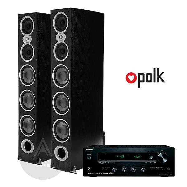 Polk Audio RtiA9 多聲道家庭劇院組 (安橋TX-8260 / Polk Audio RtiA9)