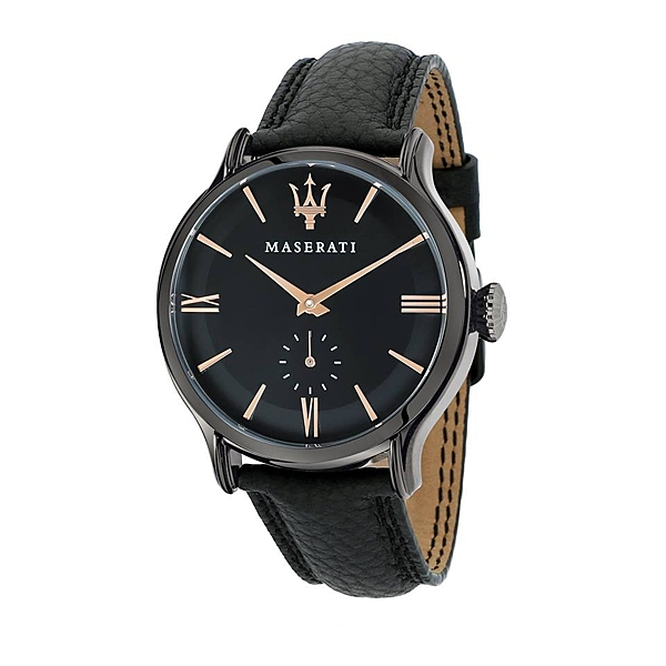 【Maserati 瑪莎拉蒂】/簡約皮帶錶(男錶 女錶 手錶 Watch)/R8851118004/台灣總代理原廠公司貨兩年保固