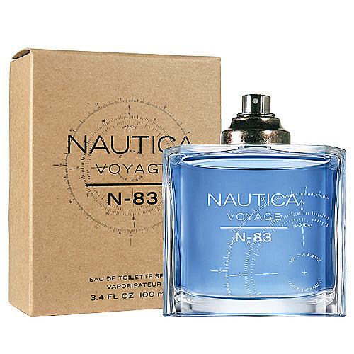 【NAUTICA】航海 N83 男性香水 100ml TESTER (環保盒無蓋)
