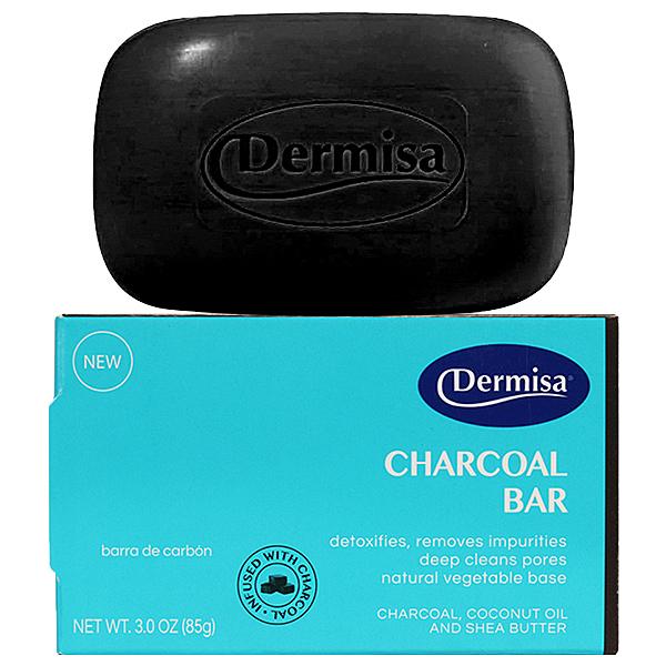 美國 Dermisa 竹炭控油皂(85g)【小三美日】