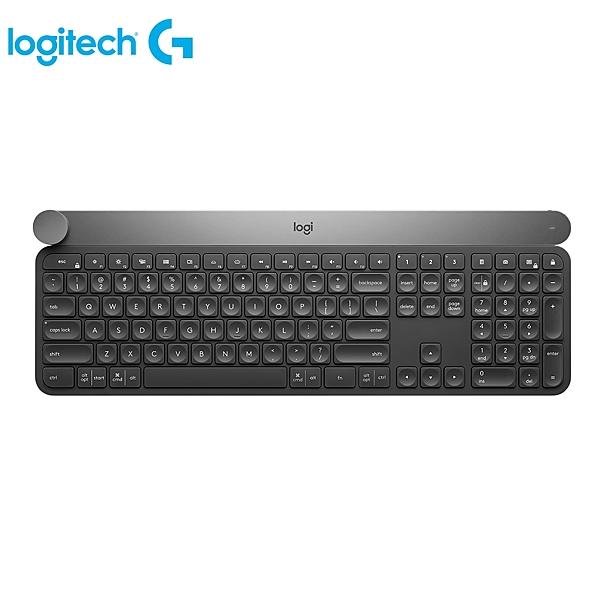[logitech 羅技 ] 創意輸入轉扭無線鍵盤 Craft