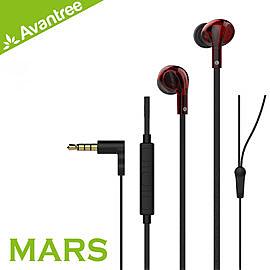 【風雅小舖】【Avantree Mars入耳式線控耳機】iPhone/iPod/FiiO/M3/Note7等手機/平板/其他都可搭配使用