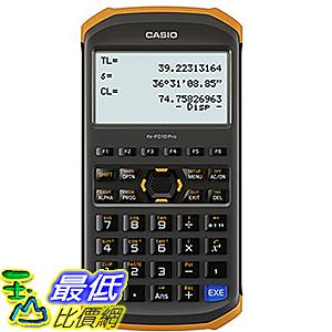 [104東京直購] CASIO fx-FD10 Pro 防水 程式工程計算機