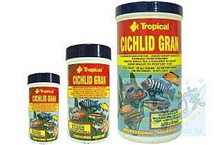 {台中水族} Tropical慈鯛.短鯛顆粒飼料 1200ml  --特價