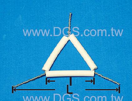 泥三角Iron Wire, Triangle