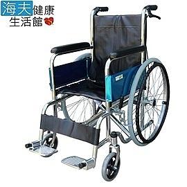 【海夫健康生活館】杏華 鐵製兒科輪椅