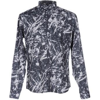 《セール開催中》COSTUMEIN メンズ シャツ ダークブルー 48 コットン 100%
