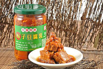 『好醬園』梅子豆腐乳 3瓶禮盒裝