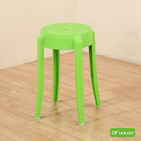 《DFhouse》艾許-時尚圓椅-4色 餐椅 圓凳 圓椅 餐廳用椅 多功能椅 萬用椅