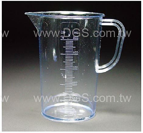 《VITLAB》有柄燒杯 Beaker with Handle, SAN