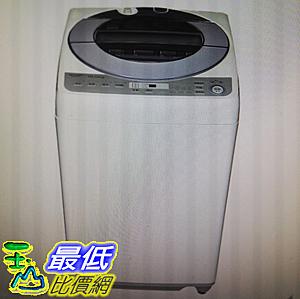 [COSCO代購] W122954 夏普 10 公斤無孔槽變頻洗衣機 ES-ASF10TG