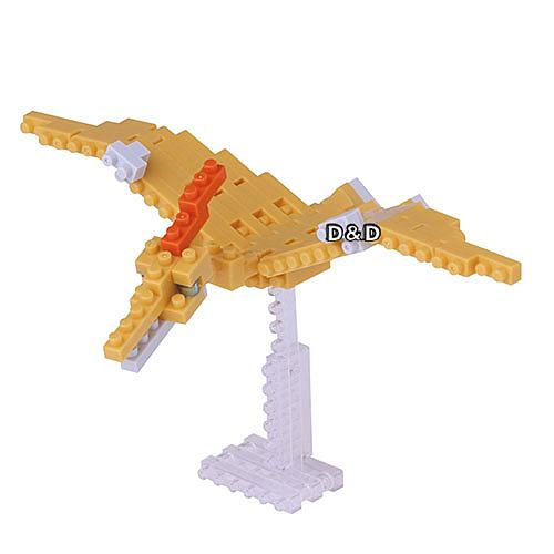 《 Nano Block 迷你積木 》NBC-183 無齒翼龍 ╭★ JOYBUS玩具百貨