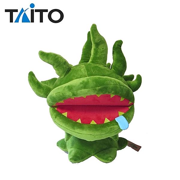 【日本正版】太空戰士 魔界花 絨毛玩偶 34cm 娃娃 Morbol 最終幻想 Final Fantasy TAITO - 910754