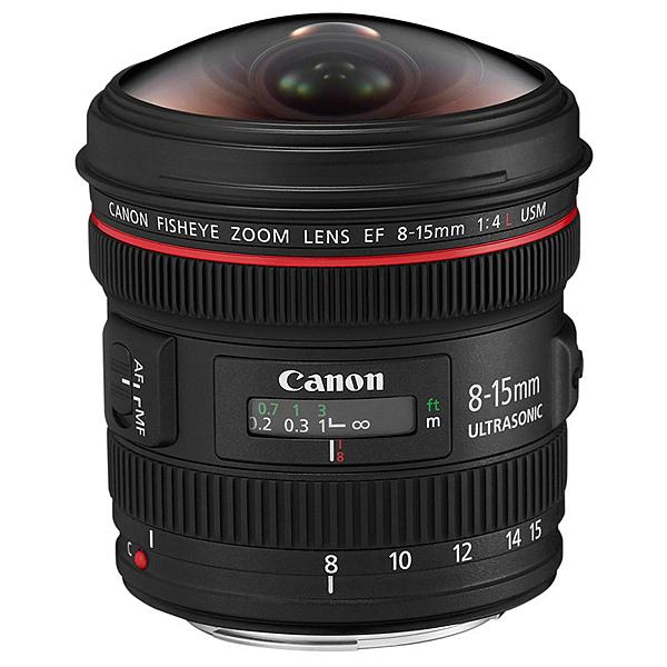 ◎相機專家◎ Canon EF 8-15mm F4L Fisheye USM 台佳公司貨  全新彩盒裝