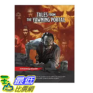 [106美國直購] 2017美國暢銷書 Tales From the Yawning Portal (Dungeons & Dragons)