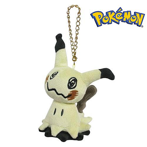 謎擬Q 娃娃吊飾 Pokemon 寶可夢 神奇寶貝 日本正品 該該貝比日本精品 ☆