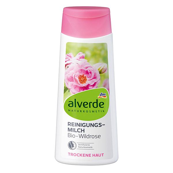 德國Alverde 有機野玫瑰臉部保濕化妝水200ML【德潮購】