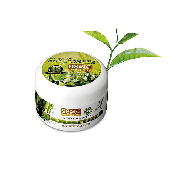 清吉園 澳大利亞茶樹蘆薈凝膠 250ml