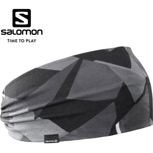 【メール便対応】サロモン LIGHT HEADBAND ヘッドバンド LC1039800