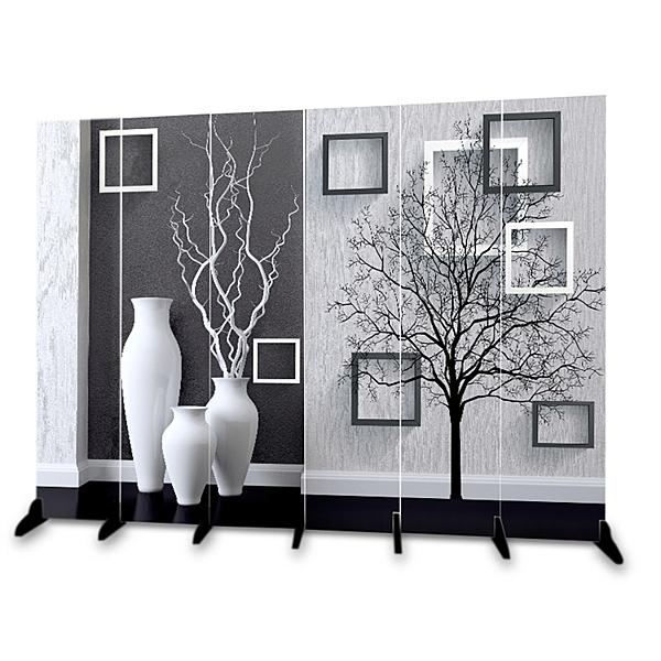 降價兩天 屏風隔斷客廳歐式簡易移動折疊玄關辦公雙面布藝簡約現代臥室折屏