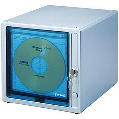 觸摸式80片CD珍藏箱227x179x183