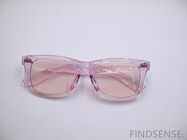 找到自己 經典 復古 馬卡龍 學生 太陽眼鏡 遮陽 防曬 歐美 眼鏡