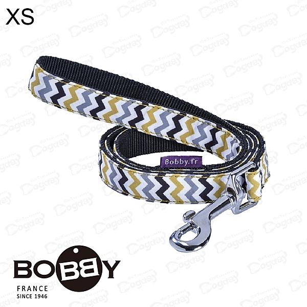 法國《BOBBY》曲徑拉繩[XS] 亮眼時尚新設計 適合小型犬 拉繩 牽繩