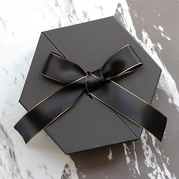 正六邊形六角禮品盒超大號伴手禮禮物送禮鮮花包裝盒子