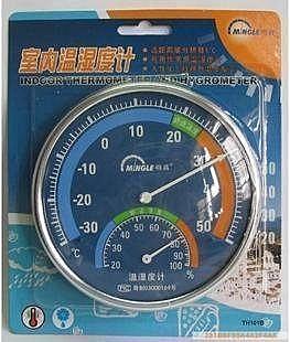 電子溫濕度計明高TH101B