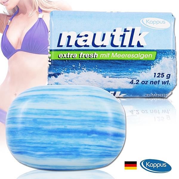 德國Kappus海洋墨角藻緊緻嫩白皂箱購24入