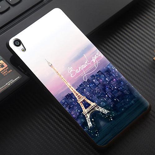 Sony Xperia XA1 Ultra G3125 G3212 G3226 手機殼 軟殼 保護套 巴黎鐵塔