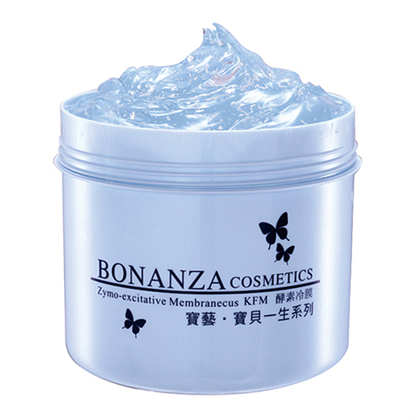 寶藝 BONANZA 酵素冷膜 550g 附刮棒乙支 (00199)【娜娜香水美妝】
