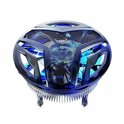 SAMA 先馬 AZ301I-B INTEL CPU專用散熱器 (藍光)