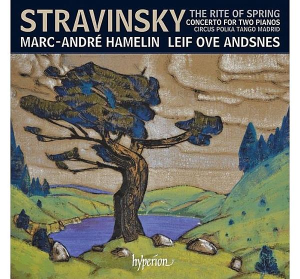 【停看聽音響唱片】【CD】史特拉文斯基:春之祭及其他作品