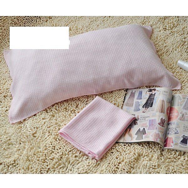 竹纖維枕巾D022