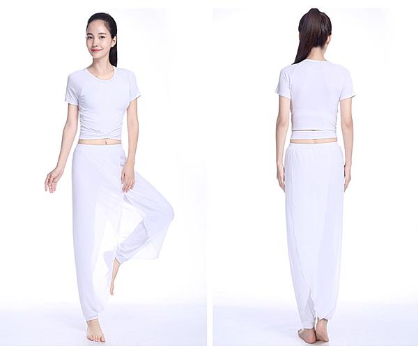 时尚女子瑜珈服套装夏季显瘦瑜伽服愈加舞蹈  - xby0030
