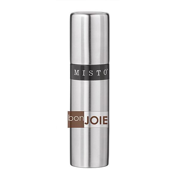 ::bonJOIE:: 美國進口 Misto 不鏽鋼瓶身 霧狀噴油罐 (全新盒裝) 不锈鋼