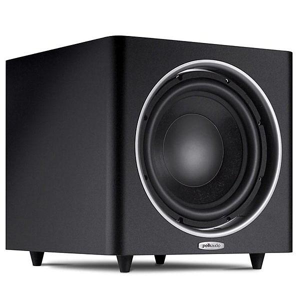 Polk Audio  PSW110 10吋 前衝式主動式重低音 美國原裝進口