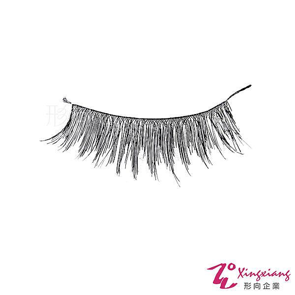 Xingxiang形向 優質純手工 棉紗 假睫毛(10對入/基本款)720