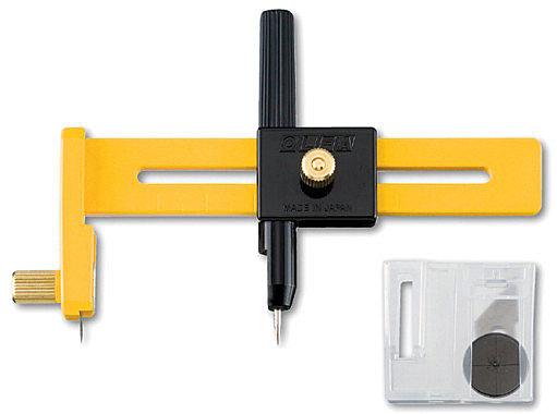 OLFA   CMP-1 (直徑1~15cm)  一般型圓規刀 / 支